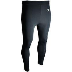Kleidung Mädchen Leggings Precision  Schwarz