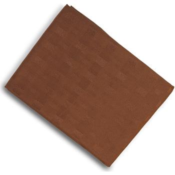 Home Tischdecke Riva Home 178 cm Ronde Schokolade