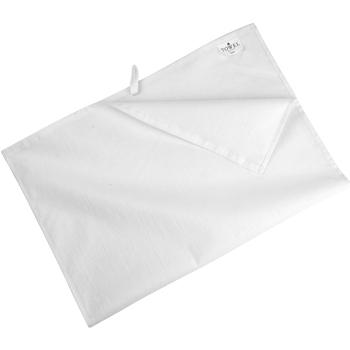 Home Geschirrtuch Towel City Taille unique Weiß