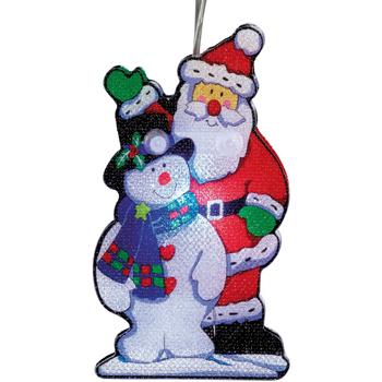 Home Weihnachtsdekorationen Christmas Shop RW5082 Bunt