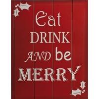 Home Weihnachtsdekorationen Christmas Shop Taille unique Rot