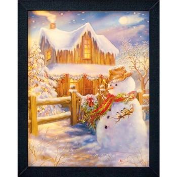 Home Weihnachtsdekorationen Christmas Shop RW5113 Bunt