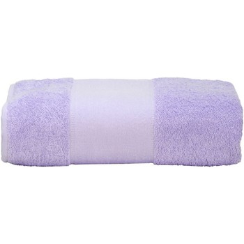 Home Handtuch und Waschlappen A&r Towels Taille unique Hell Lila