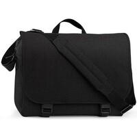 Taschen Jungen Schultasche Bagbase  Schwarz