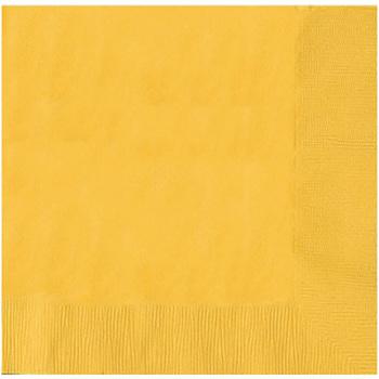 Home Tischdecke Amscan Taille unique Gelb