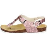 Schuhe Mädchen Sandalen / Sandaletten Evoca EJ110B Rose
