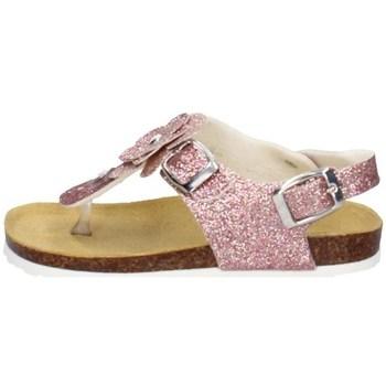 Schuhe Mädchen Sandalen / Sandaletten Evoca EJ110A Rose