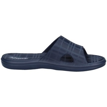 Schuhe Herren Pantoletten De Fonseca RECCO C M58 Blau