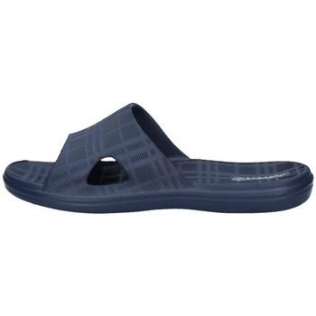 Schuhe Herren Pantoletten De Fonseca RECCO C M58 DUNKELBLAU