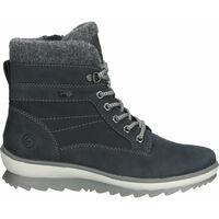 Schuhe Damen Sneaker High Remonte Dorndorf Sneaker Pazifik