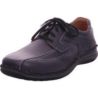 Schuhe Herren Derby-Schuhe & Richelieu Seibel ANVERS 08 SCHWARZ 600
