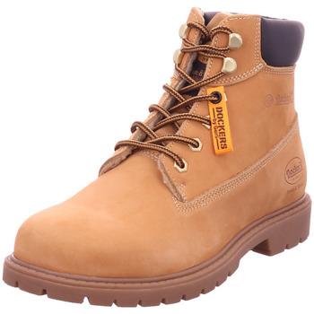 Schuhe Herren Boots Dockers - 45PA140-300910 Golden Tan