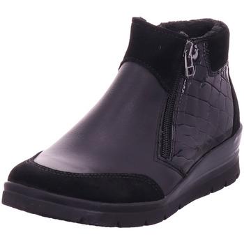 Schuhe Damen Boots Aco Luna 01 schwarz