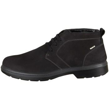 Schuhe Herren Boots Ara Jan Goretex Schwarz