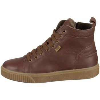 Schuhe Kinder Sneaker High Bisgaard 61806219306 Braun