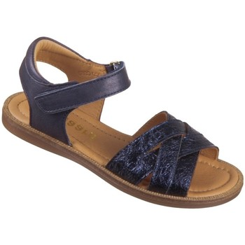 Schuhe Kinder Sandalen / Sandaletten Bisgaard 702931211426 Dunkelblau