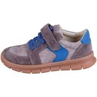 Schuhe Kinder Sneaker Low Ricosta Silas Blau, Beige, Braun