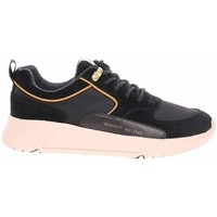 Schuhe Damen Sneaker Low Gant Cocoville Schwarz, Rosa