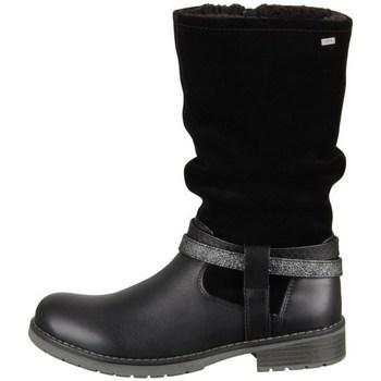 Schuhe Mädchen Klassische Stiefel Lurchi Lia Schwarz