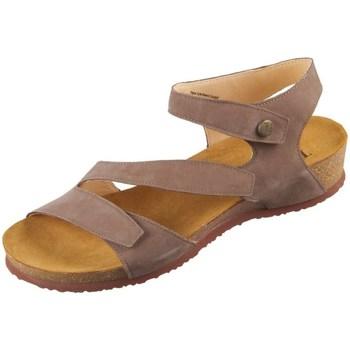 Schuhe Damen Sandalen / Sandaletten Think Dumia Braun