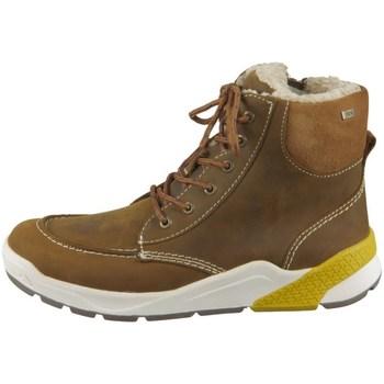Schuhe Kinder Sneaker High Lurchi Ruben Braun