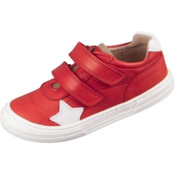 Schuhe Kinder Sneaker Low Bisgaard 403531211919 Rot