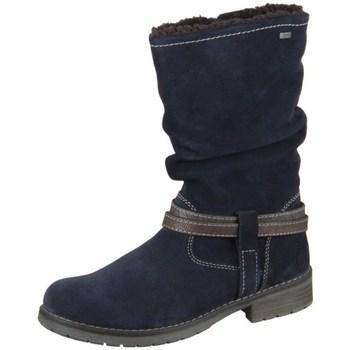Schuhe Kinder Klassische Stiefel Lurchi Lia Schwarz