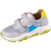 Schuhe Kinder Sneaker Low Bisgaard 407301211530 Grau, Blau, Gelb