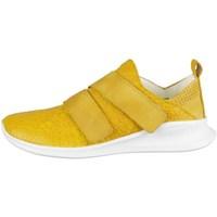 Schuhe Damen Sneaker Low Think Waiv Gelb