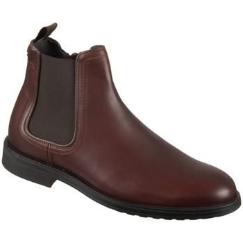 Schuhe Herren Boots Bullboxer 694K40793ADKBWSU10 Braun
