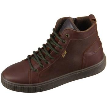 Schuhe Kinder Sneaker High Bisgaard 618062201322 Braun