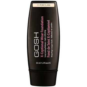 Beauty Damen Make-up & Foundation  Gosh X-ceptional Wear Foundation Long Lasting Makeup 11-porcelai