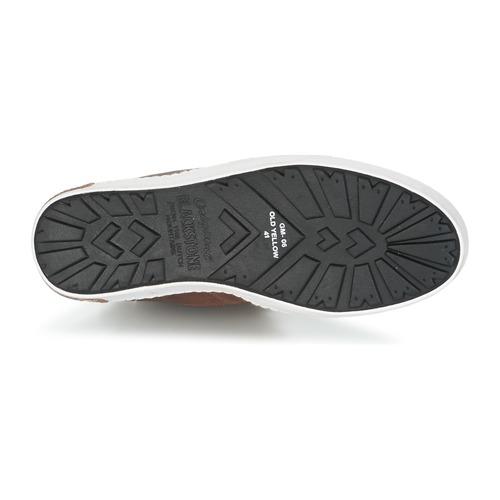Blackstone FUR INCH WORKER ON FOXING FUR Blackstone Braun  Schuhe TurnschuheHigh Herren 199 820c49