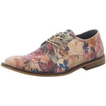 Schuhe Herren Derby-Schuhe & Richelieu Bullboxer Schnuerschuhe 773K23855XFLBELF bunt