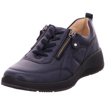 Schuhe Damen Sneaker Low Waldläufer Kalea nottesohledunkel (195)
