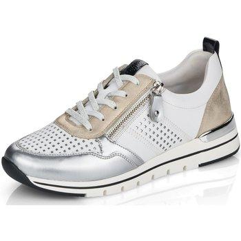 Schuhe Damen Derby-Schuhe & Richelieu Remonte Dorndorf Schnuerschuhe weiß
