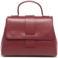 Taschen Damen Handtasche Victor & Hugo KAY BORDEAUX