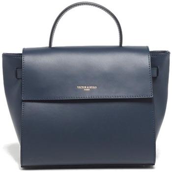 Taschen Damen Handtasche Victor & Hugo PRIM BLEU