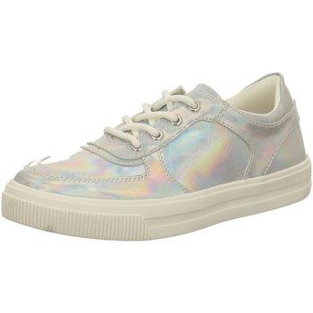 Schuhe Damen Sneaker La Strada in Silber Mirror 2001027 SILVER MIRROR silber