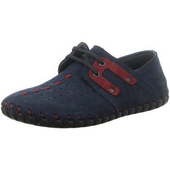 Schuhe Herren Derby-Schuhe & Richelieu Gemini Schnuerschuhe 032600-03/805 blau