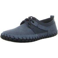 Schuhe Herren Derby-Schuhe & Richelieu Gemini Schnuerschuhe 032602-39/882 blau