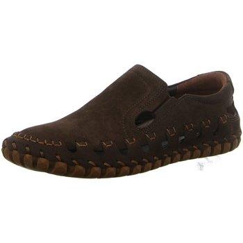Schuhe Herren Slipper Gemini Slipper 361780-03/003 braun