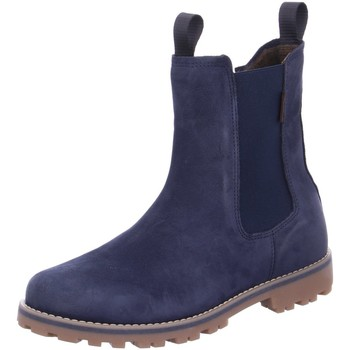 Schuhe Damen Stiefel Vado Stiefeletten Napoli 45205-101 blau