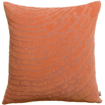 Home Kissenbezüge Vivaraise INES Naturfarben / gold