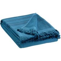 Home Handtuch und Waschlappen Vivaraise CANCUN Blau