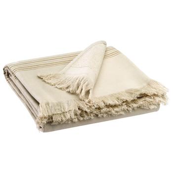 Home Handtuch und Waschlappen Vivaraise CANCUN Bunt