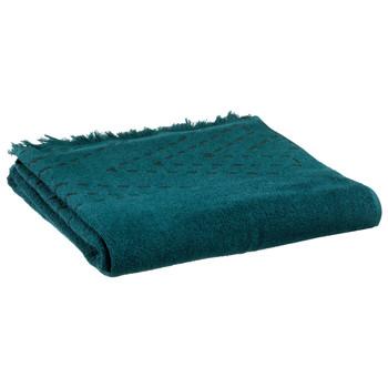 Home Handtuch und Waschlappen Vivaraise JULIA Blau