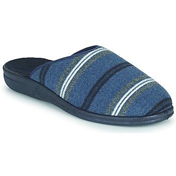Schuhe Herren Hausschuhe Casual Attitude PAULIO Blau