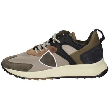 Schuhe Herren Sneaker Low Philippe Model RLLUWI02 Beige