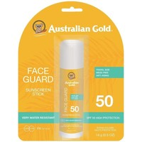 Beauty Sonnenschutz & Sonnenpflege Australian Gold Face Guard Spf50 Sunscreen Stick 14 Gr